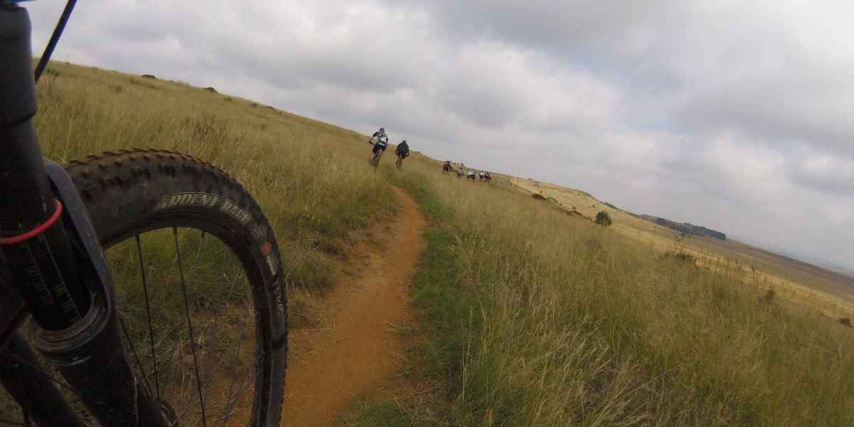 mountain bike south africa - freestate