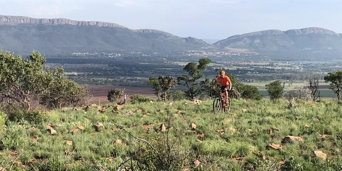 mountain bike south africa - magaliesberg
