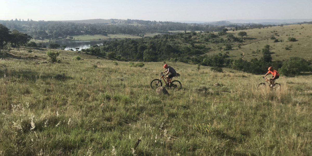 mountain bike south africa - cradle