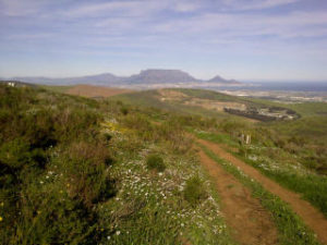 Contermanskloof Mountain Bike Trail