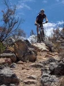 Eselfontein Mountain Bike Singletrack