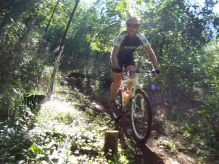 Howick Mountain Bike Trails