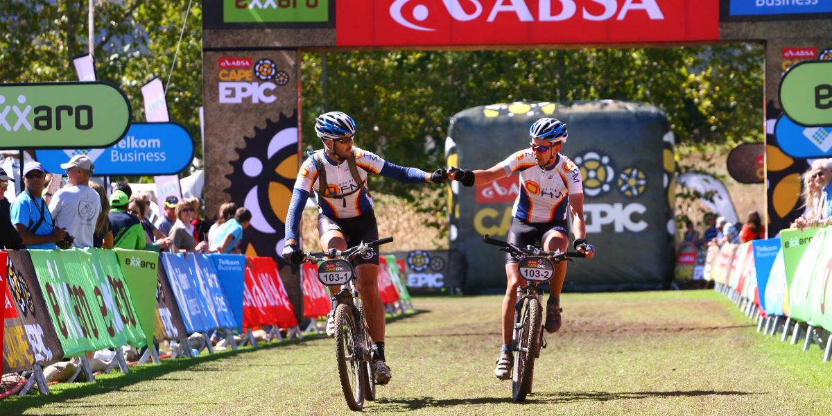 Cape Epic Training Guide