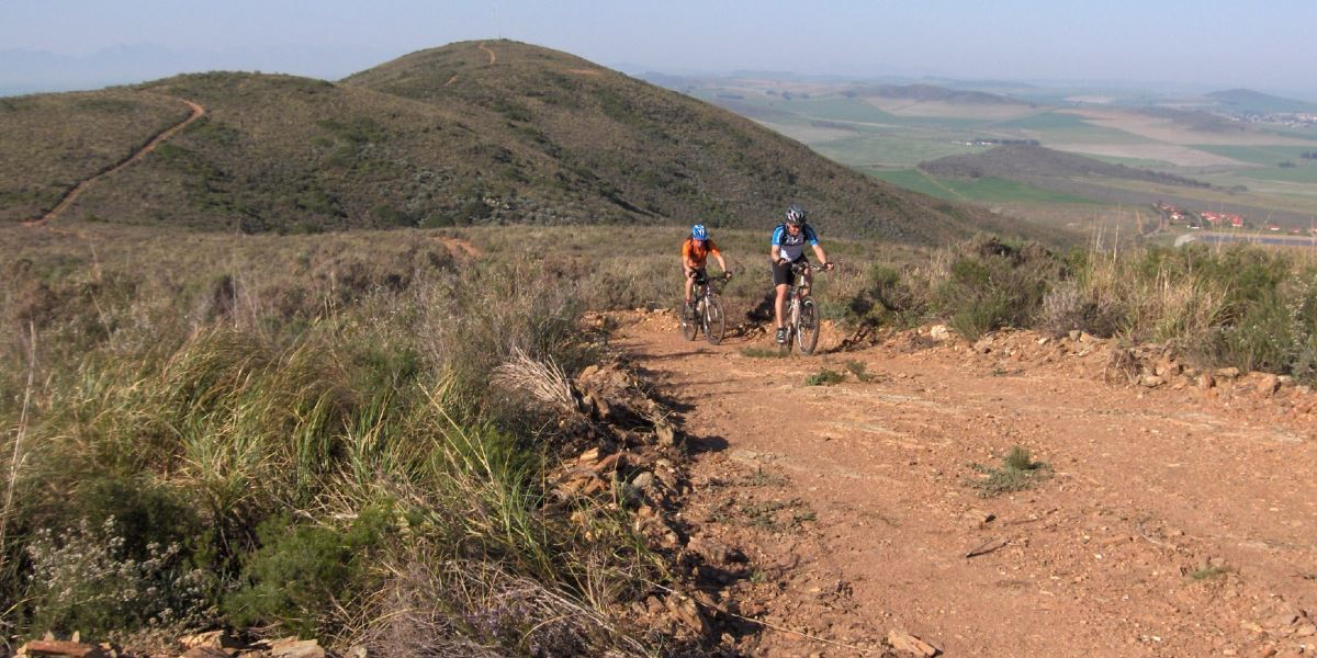 Swartland Mountain Bike Trail Koringberg