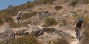 West Coast Fossil Park Mountain Bike Trails