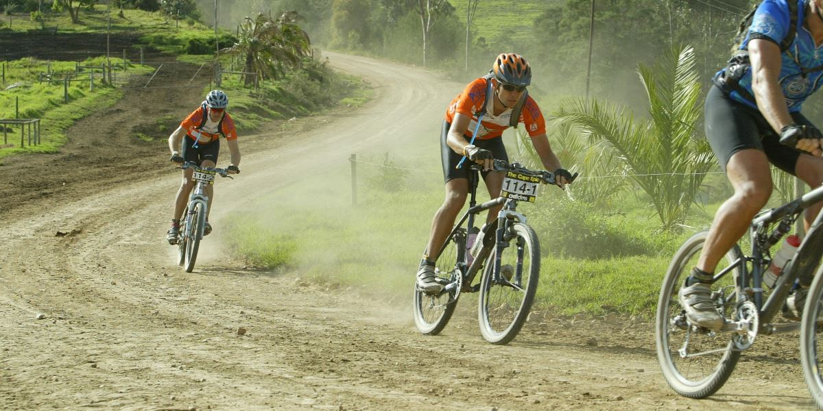 Cape Epic 2005 Race