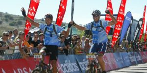 Cape Epic 2006 Race Review -Team Subaru