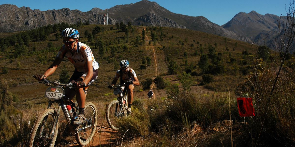 Cape Epic 2012 Race Review – Team OFM