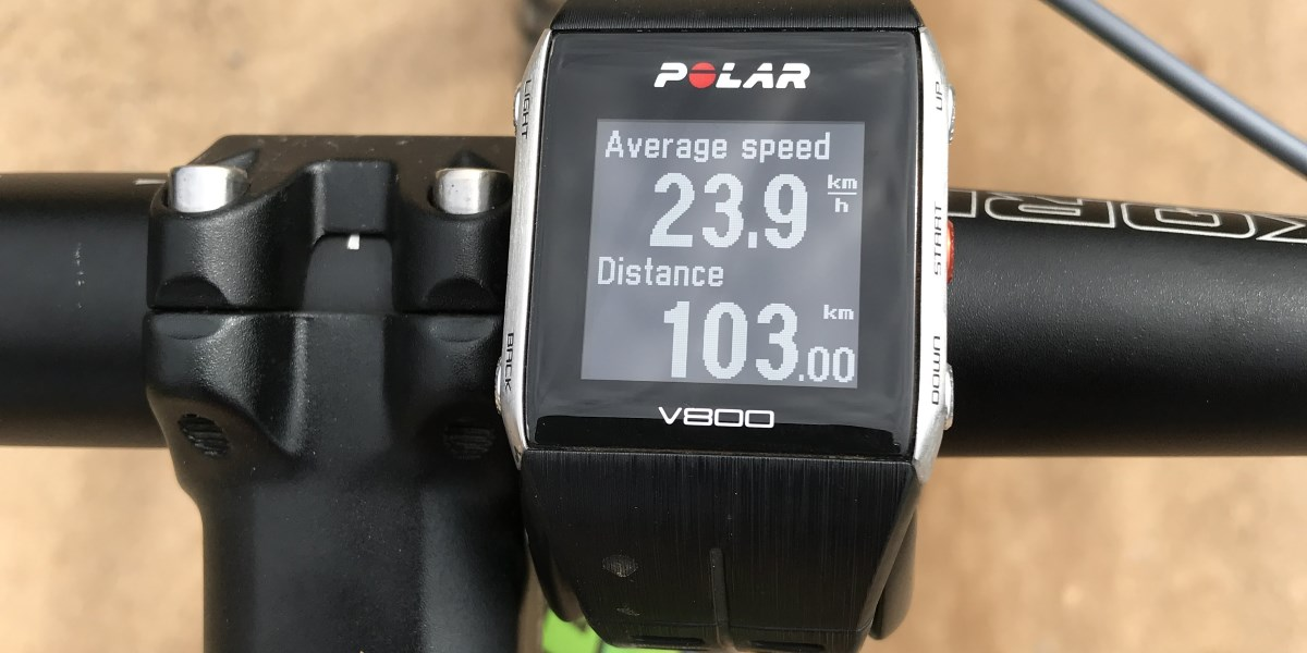 Polar heart rate training basics